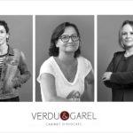 équipe cabinet avocats Verdu Garel
