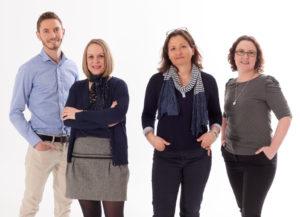 équipe cabinet Verdu garel, spécialiste du droit de l'entreprise et des professionnels